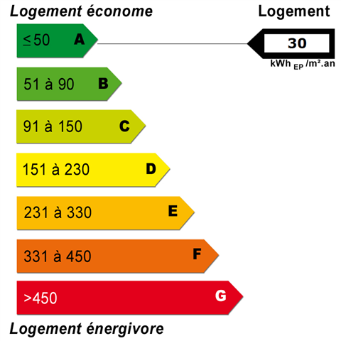 Diagnosis of energy performance